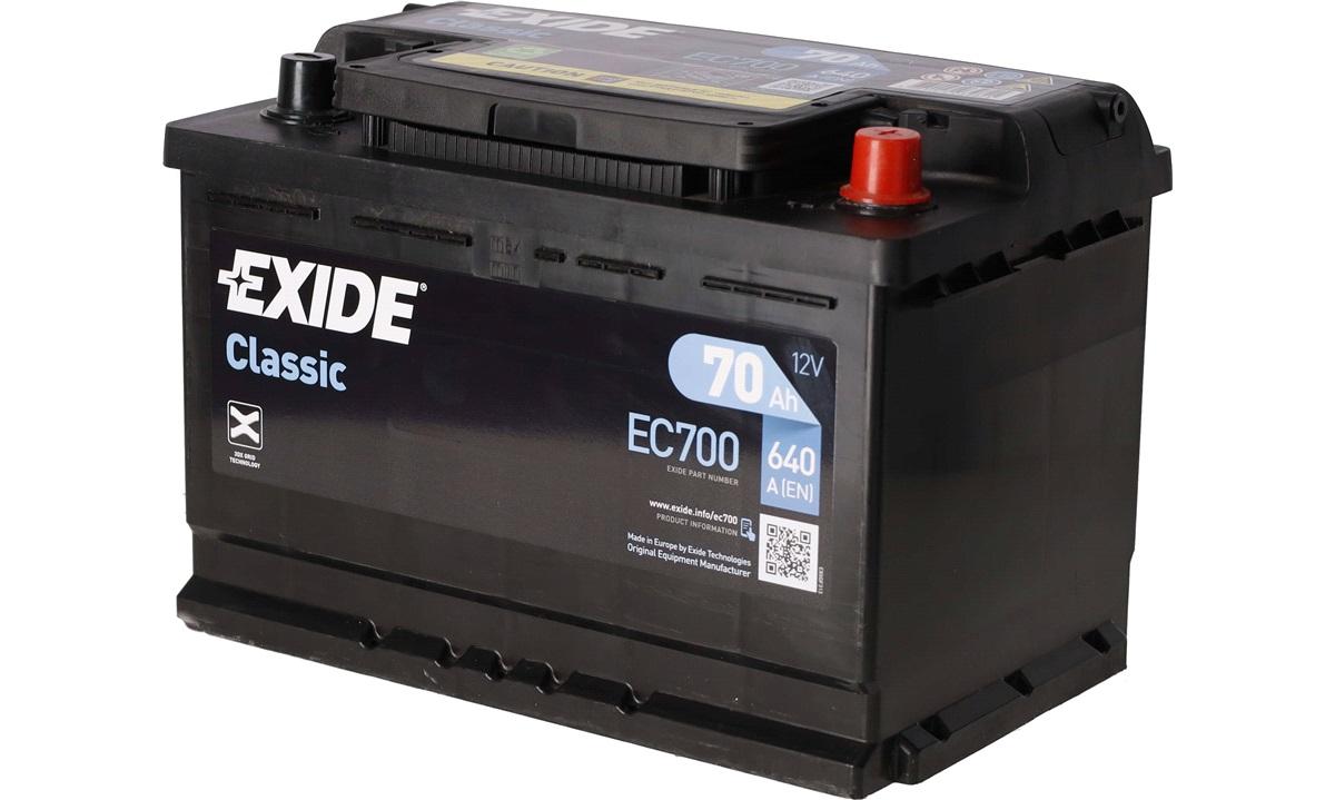 Batteri - CLASSIC