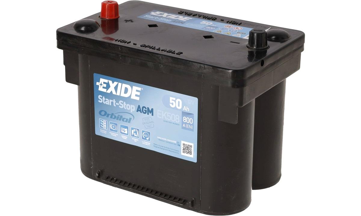 Batteri - Start-Stop AGM