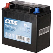 Batteri - Start-Stop Auxiliary - (Exide)