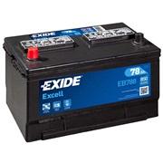 Batteri - EXCELL - (Exide)