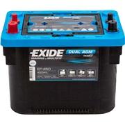 Startbatteri - EP450 - EXIDE DUAL AGM -