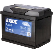 Batteri - EB620 - EXCELL - (Exide)