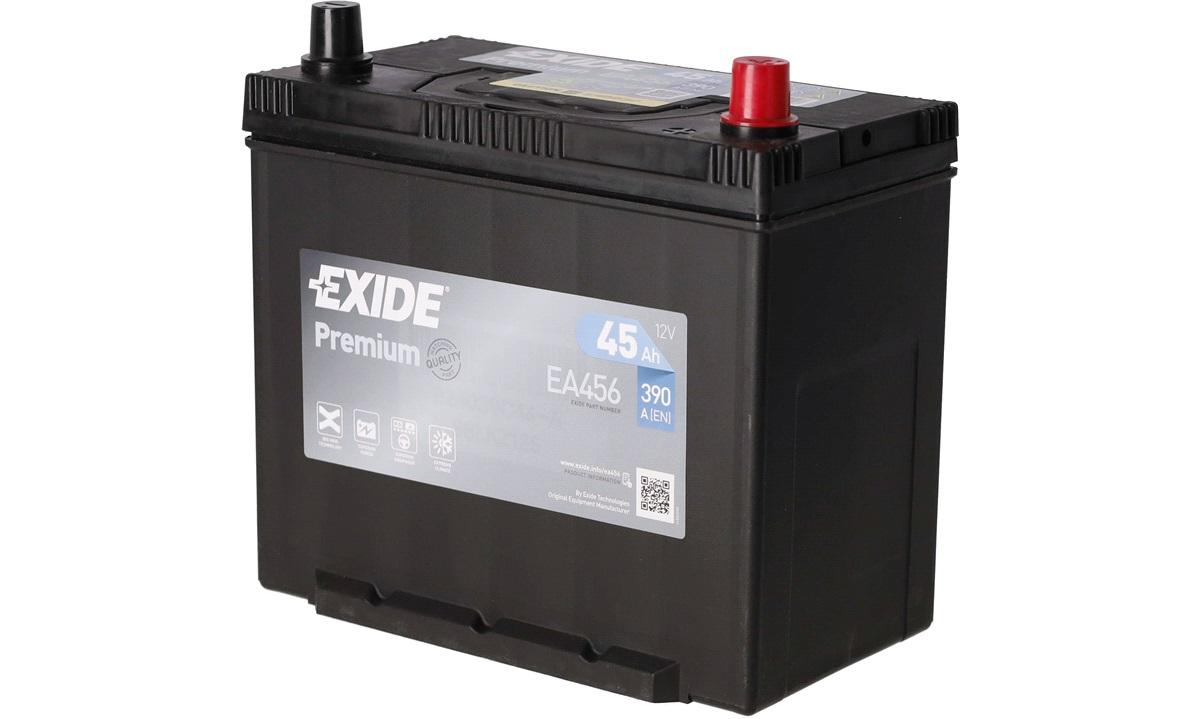 Startbatteri - _EA456 - PREMIUM * - (Exide)