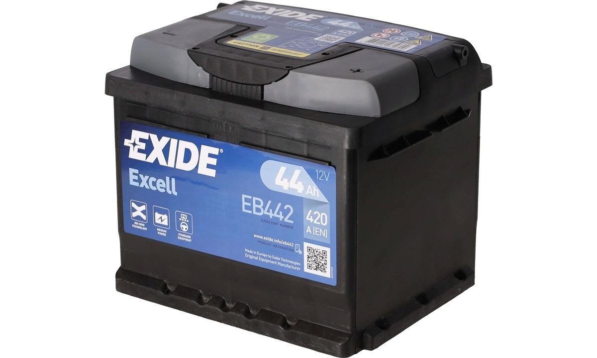 Startbatteri - _EB442 - EXCELL ** - (Exide)
