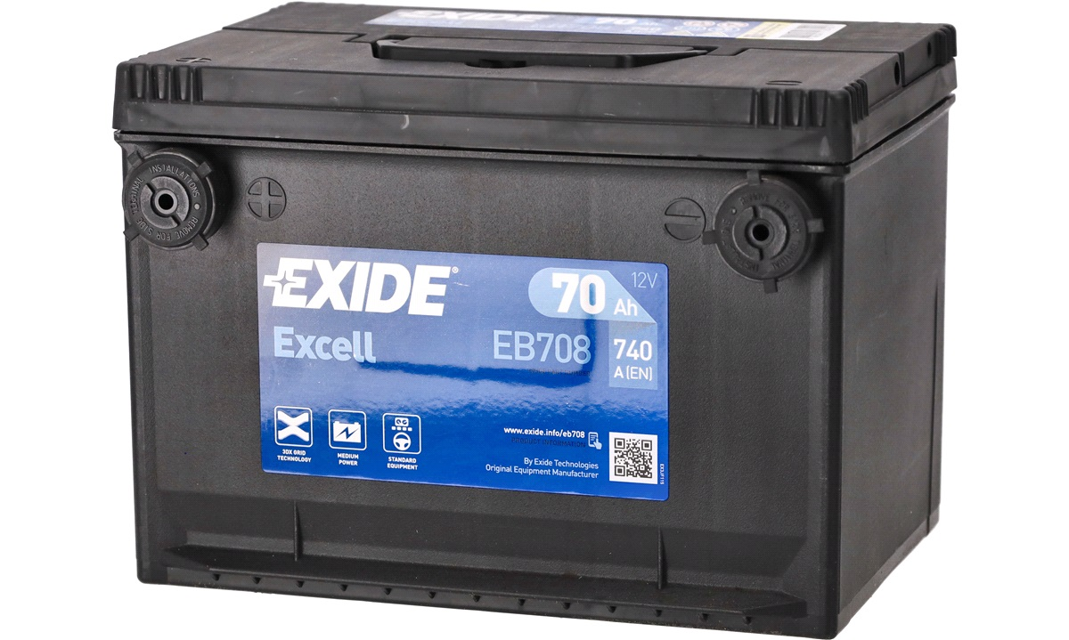 Batteri - EB708 - EXCELL
