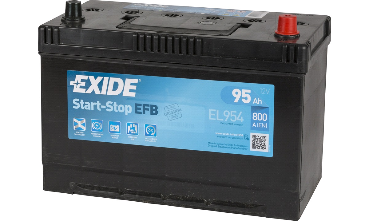 Batteri - EL954 - EFB