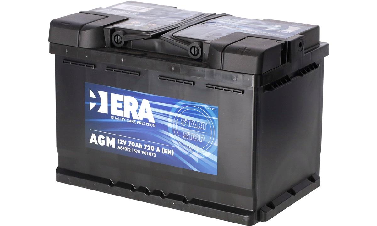 Batteri - 4668201 - AGM - (ERA)