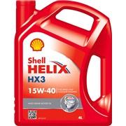 Shell Helix HX3 15W/40 4 L