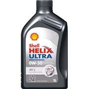Shell Helix Ultra Prof AV-L 0W/30 C3 1 L