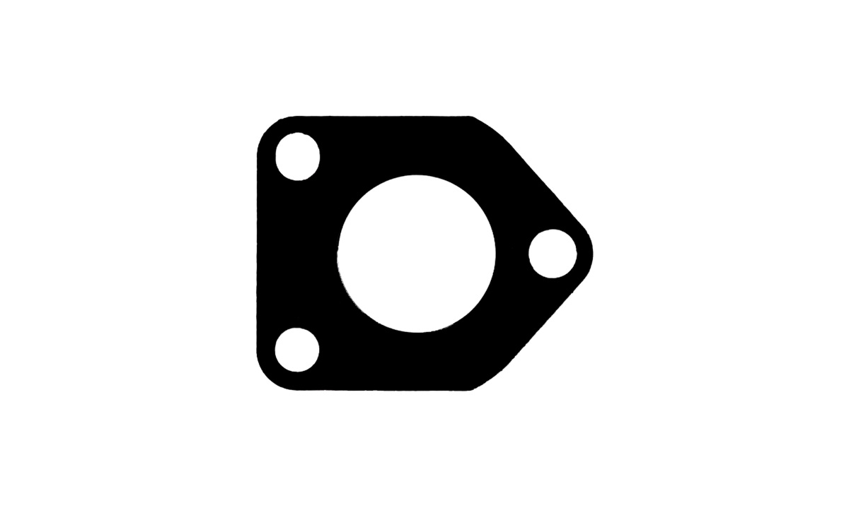 Pakning, turbolader - (Reinz)