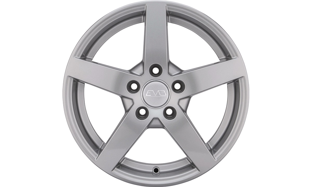 Brio Silver 7x17 5x100 ET42 Ø67,1