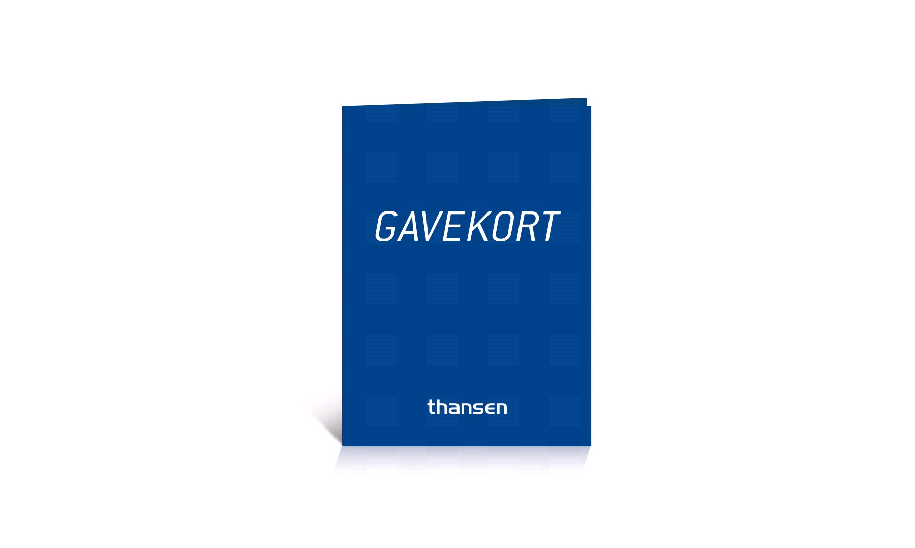 12df67a1fef Gavekort - 250 kroner - Gavekort til thansen - thansen.dk