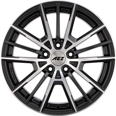AEZ Kaiman Dark alufæ med dæk