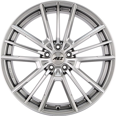AEZ Kaiman High Gloss alufæ med dæk