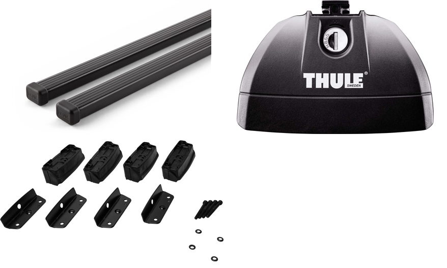 lastholder THULE FocusII+III stc Fix 05-11 - Focus III 5/11- - thansen.dk