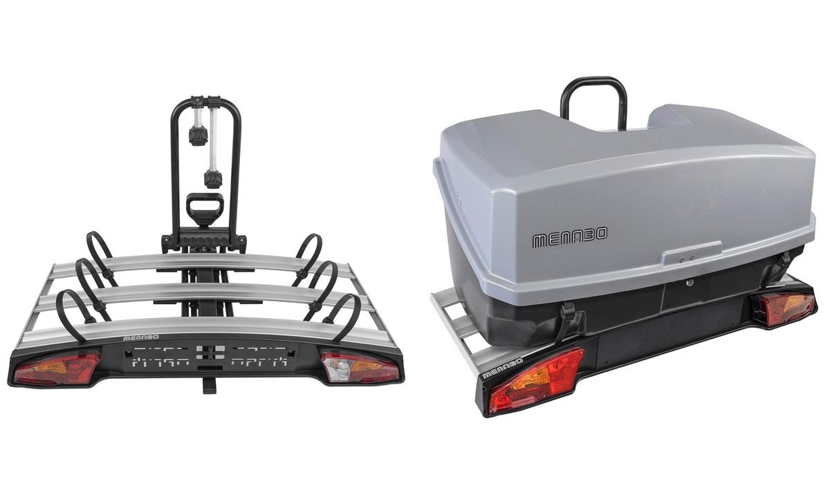 ALCOR 3 cykelholder + MIZAR box