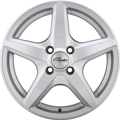 Silver Star alufæ med dæk