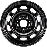 Stålfælg alufæ med dæk